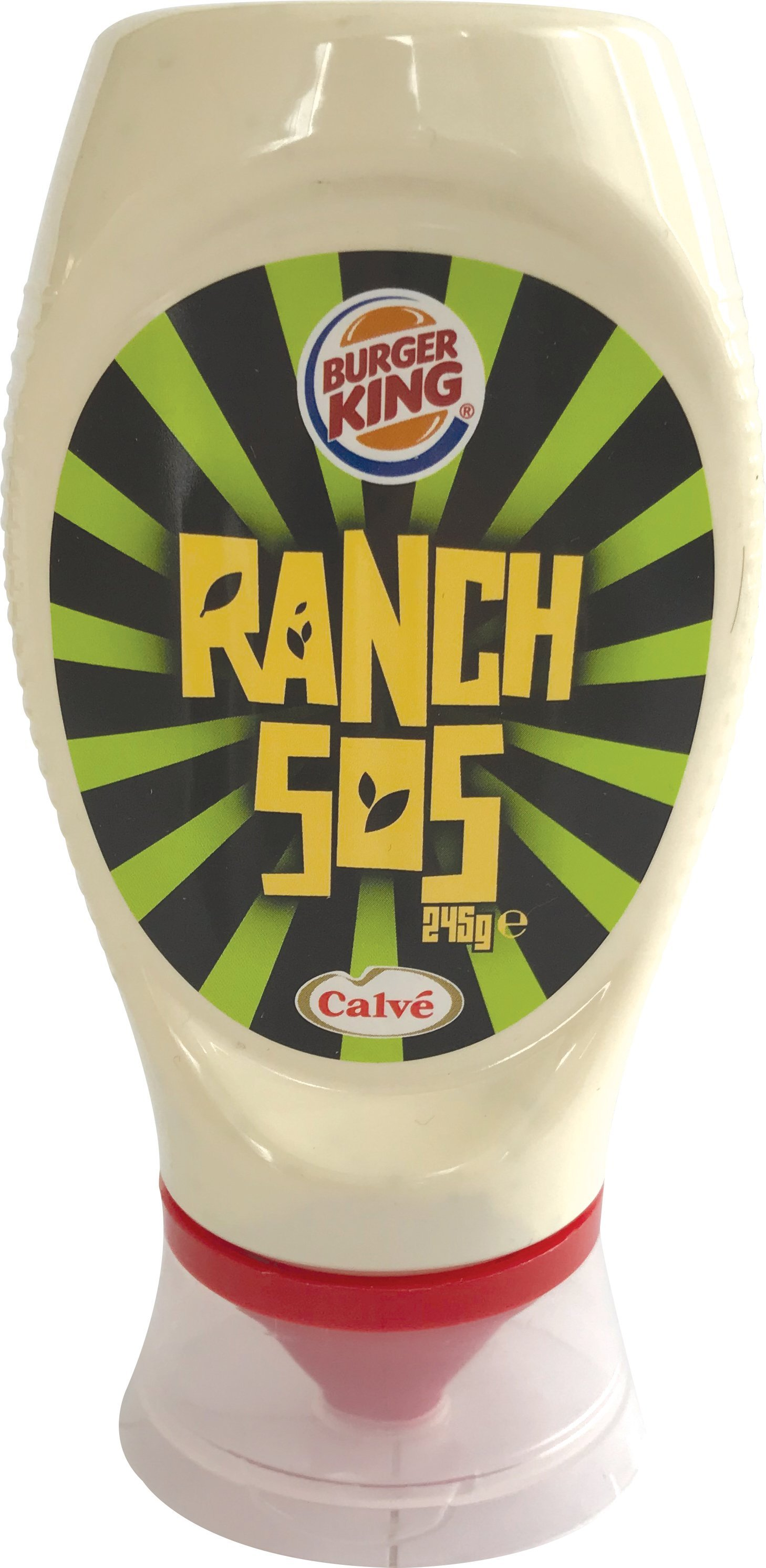 Burger King Ranch Sos 12x245g -
