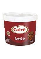 Calve Barbekü Sos 4 kg -