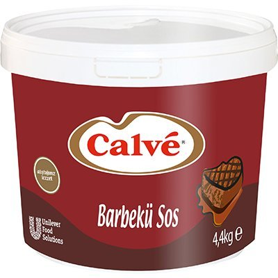 Calve Barbekü Sos 4 kg