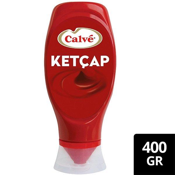 Calve FS Ketçap 400 g -