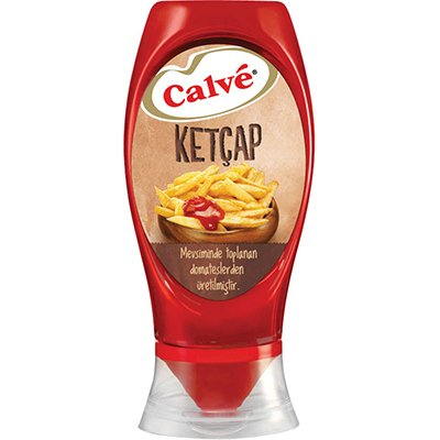 Calve FS Ketçap 600 g -