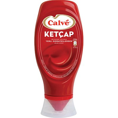 Calve FS Ketçap 8 x 420 g -