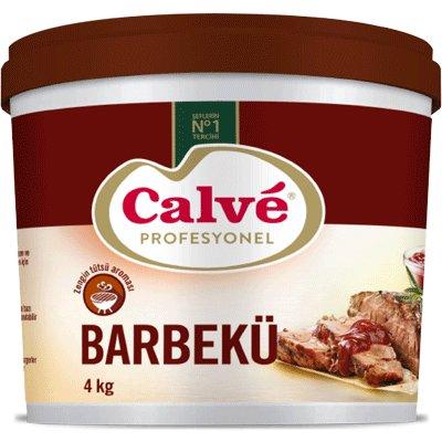 Calve Kova Barbekü Sos 4 kg