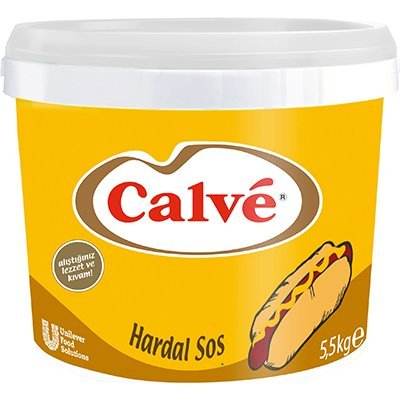 Calvé Kova Hardal 5,5 kg -