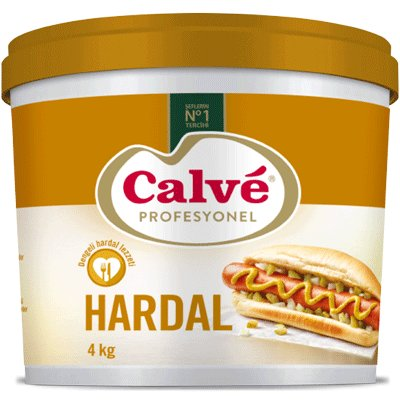 Calve Kova Hardal 5,5 kg -