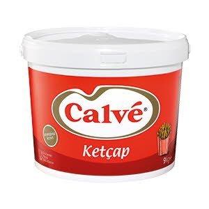 Calve Kova Ketçap 9 kg