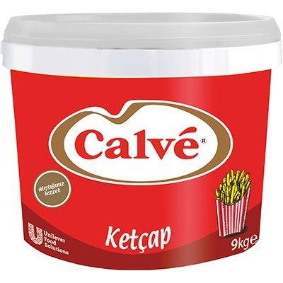 Calve Kova Ketçap 9 kg -