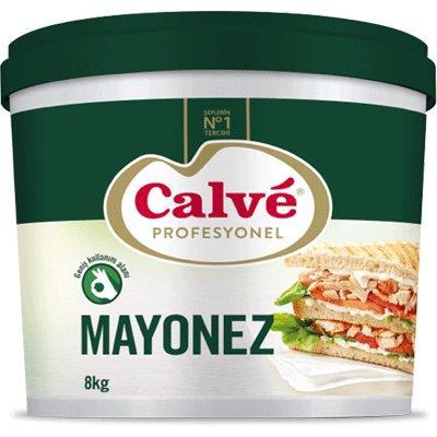 Calve Kova Mayonez 8 kg -