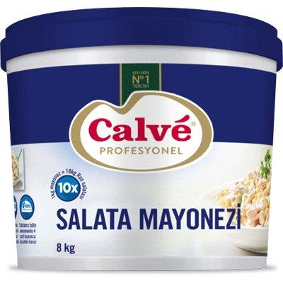 Calve Kova Salata Mayonezi 8 kg -