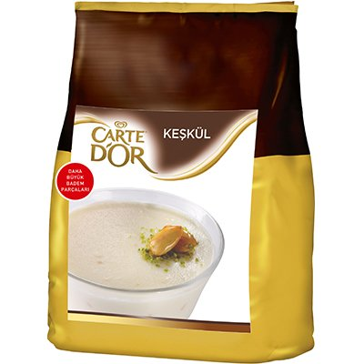 Carte d'Or Keşkül -