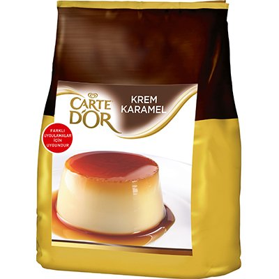 Carte d'Or Krem Karamel -