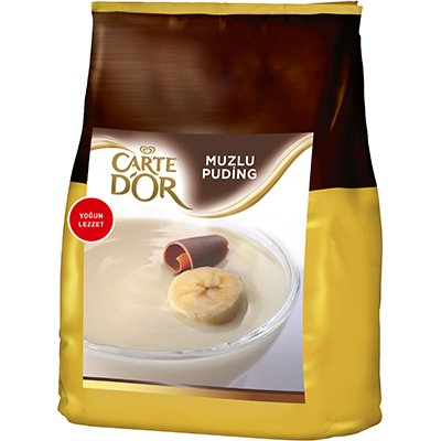 Carte d'Or Muzlu Puding