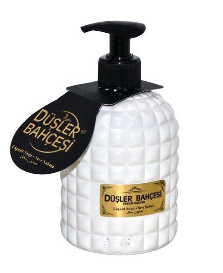 Düşler Bahçesi Beyaz Sıvı El Sabunu 500 ml -