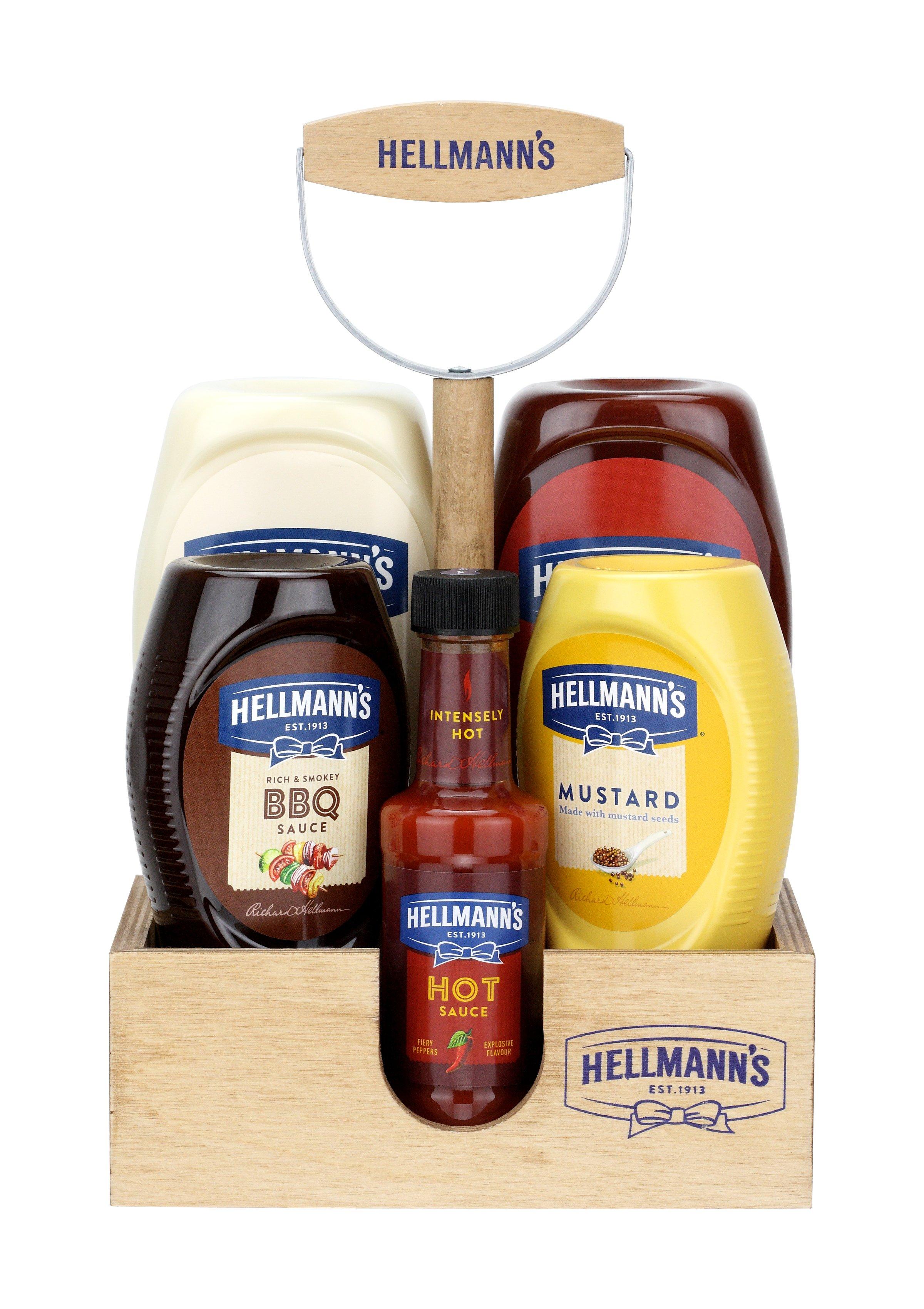 Hellmann's 5'li Set