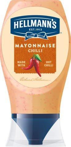 Hellmann's Acılı Mayonez 235 g