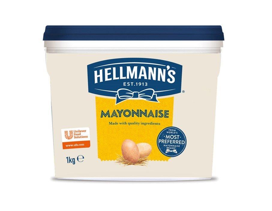 Hellmann's Mayonez 1 Kg