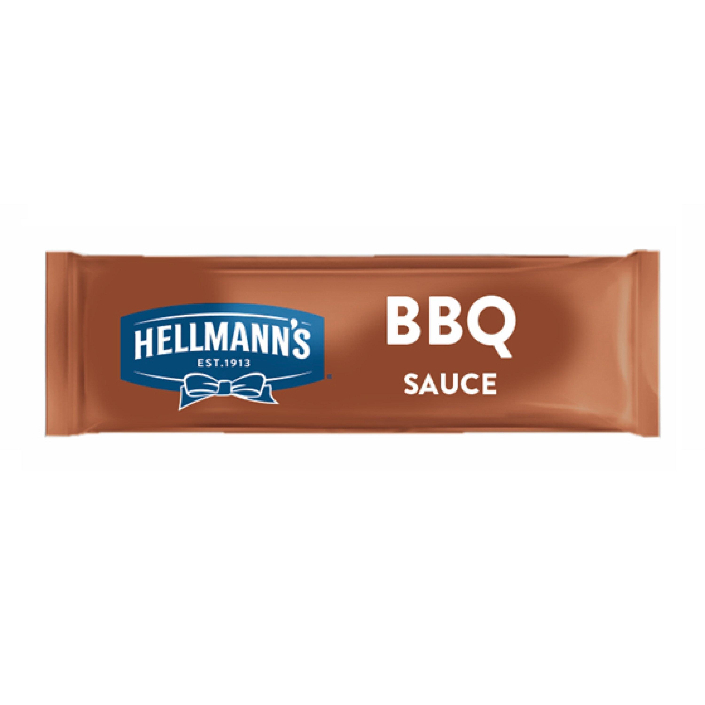 Hellmann's Porsiyonluk BBQ 616x9g -