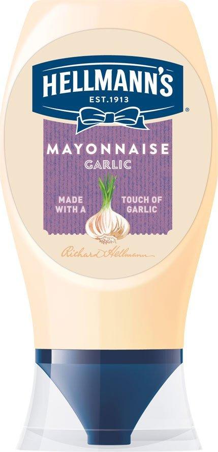Hellmann's Sarımsaklı Mayonez 235 g