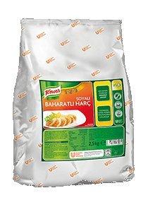 Knorr 1-2-3 Soyalı Baharatlı Harç 2,5 kg
