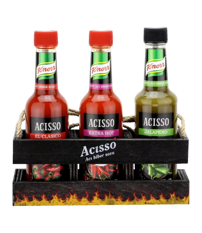 Knorr Acısso 3'lü Set