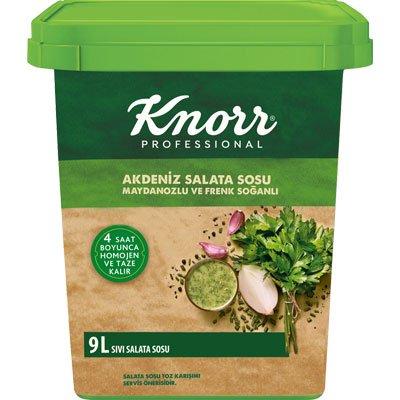 Knorr Akdeniz Salata Sosu 1 Kg