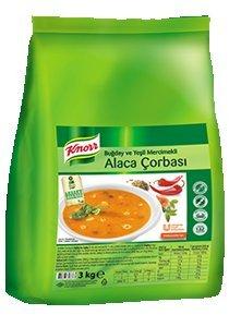 Knorr Alaca Çorbası 3 kg