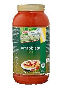 Knorr Arrabbiata Sos 2,25 l