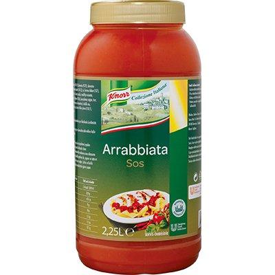 Knorr Arrabbiata Sos 2,25 l -