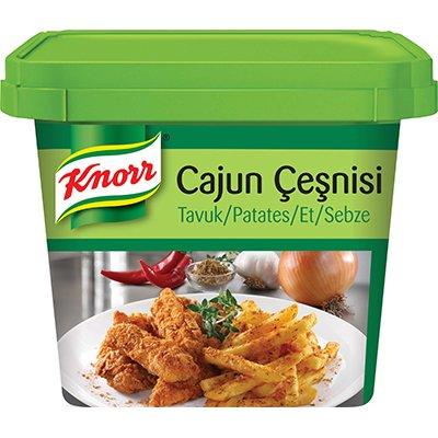 Knorr Cajun Çeşnisi 650 g