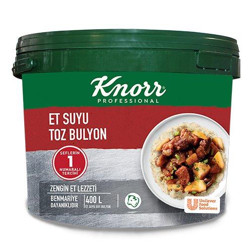 Knorr Et Suyu Toz Bulyon 7 Kg -