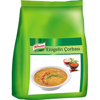 Knorr Ezogelin Çorbası 3 kg -