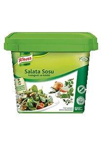 Knorr Fesleğenli ve Kekikli Salata Sosu 750 g