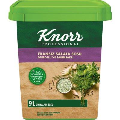 Knorr Fransız Salata Sosu 1 Kg
