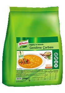 Knorr Gendime Çorbası 3 kg