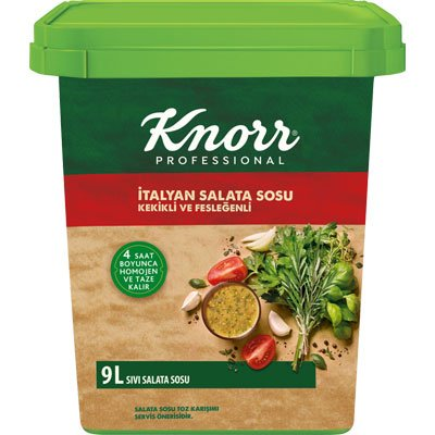 Knorr İtalyan Salata Sosu 1 Kg