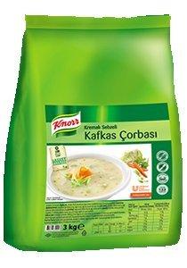 Knorr Kafkas Çorbası 3 kg