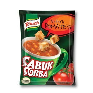 Knorr Kıtırlı Domates Çabuk Çorba 22 g