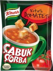 Knorr Kıtırlı Domates Çabuk Çorba 22 g -