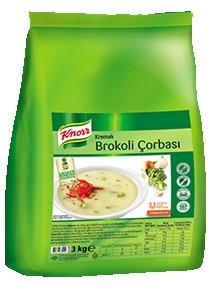 Knorr Kremalı Brokoli Çorbası 3 kg