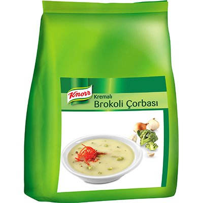Knorr Kremalı Brokoli Çorbası 3 kg -