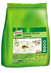 Knorr Kremalı Mantar Çorbası 3 kg