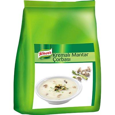 Knorr Kremalı Mantar Çorbası 3 kg -