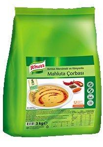Knorr Mahluta Çorbası 3 kg