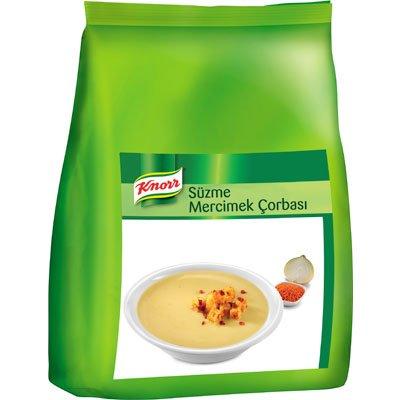 Knorr Mercimek Çorbası 3KG -