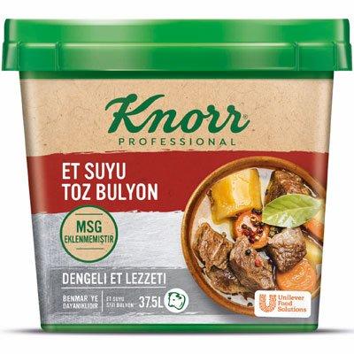 Knorr MSG Eklenmemiş Et Suyu Toz Bulyon 750 g