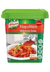 Knorr Napoliten Makarna Sosu 1 kg