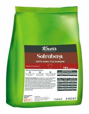 Knorr Sofrabaşı Köfte Harcı 3 kg -