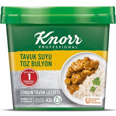 Knorr Tavuk Suyu Toz Bulyon 750 g -