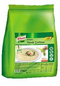 Knorr Terbiyeli Tavuk Çorbası 3 kg -