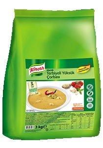 Knorr Terbiyeli Yüksük Çorbası 3 kg
